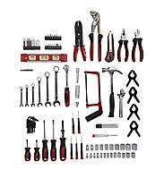 Coffret à outils + 100 outils