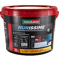 Colle carrelage mur intérieur Parexlanko Murissime blanc 20kg + 10%
