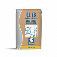 Colle enduit pour joint CE 78 rapide 4h Semin 25kg
