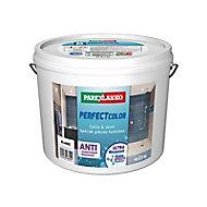 Colle et joint carrelage sol et mur intérieur/extérieur Parexlanko Perfect color blanc 2,5kg