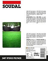 Colle à gazon artificiel Soudal MS Green Fix 290ml