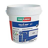 Colle & joint pâte gris Parexlanko 1,5 kg