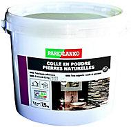 Colle plaquettes de parement pierre naturelle Parexlanko poudre 7,5kg