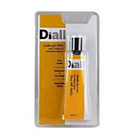 Colle PVC pour tubes et raccords rigides Diall 60ml