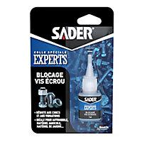 Colle Sader pour Blocage Vis Ecrous Flacon 5 ml