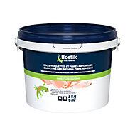 Colle Sols Souples Bostik pour Moquettes et Fibres naturelles Pâte 3 kg