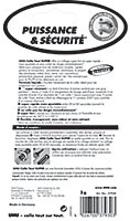 Colle UHU Strong&Safe en liquide tube 3 grammes