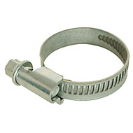 Collier de serrage inox Ø24-36 mm Somatherm for you, 2 pièces