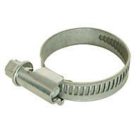 Collier de serrage inox Ø24-45 mm Somatherm for you, 2 pièces