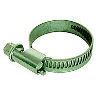 Collier de serrage inox Ø24 au 97 mm Somatherm for you, 10 pièces