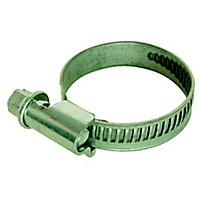 Collier de serrage inox Ø9 au 28 mm Somatherm for you, 30 pièces