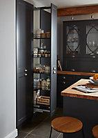 Colonne coulissante GoodHome Pebre 30 cm, 5 niveaux