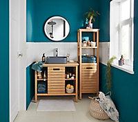 Colonne de salle de bains chêne Cooke & Lewis Tinn 42 cm