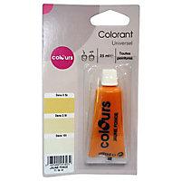 Colorant Colours jaune foncé 25ml
