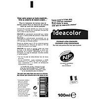 Colorant Ideacolor bouton d'or 100ml