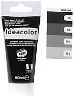 Colorant Ideacolor noir 50ml