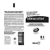 Colorant Ideacolor Sienne naturelle 50ml