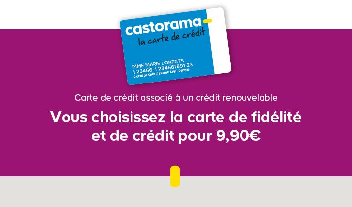 Carte Castorama Offre Bienvenue.Adherer A La Carte 9 90 Castorama