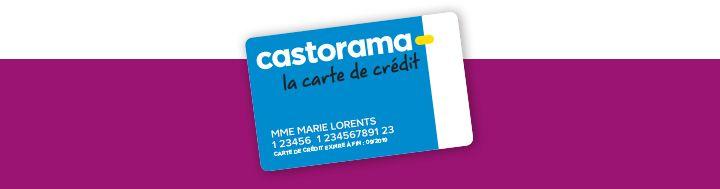 Carte Castorama Retrouver Facture.Espace Fidelite Castorama
