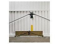 Combine double verrouillage pour portes de garage