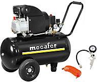 Compresseur horizontal 50 L Mecafer