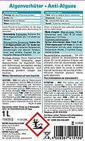 Concentré anti-algues Bayrol 1L
