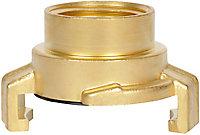 Connecteur express laiton 26,5mm Hozelock