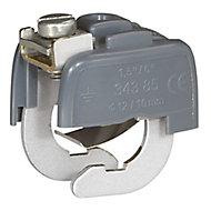 Connecteur mise à la terre pour canalisations métal Legrand