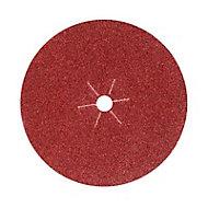 Corindon ø130 mm Mac Allister - Grain 80, 9 pièces