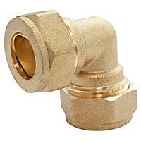 Coude bicône pour tube cuivre Ø16