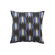 Coussin Colours Santiago bleu 45 x 45 cm