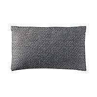 Coussin GoodHome Digga 30 x 50 cm noir