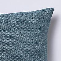 Coussin GoodHome Digga bleu 30 x 50 cm