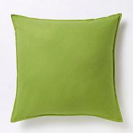 Coussin GoodHome Hiva vert 60 x 60 cm