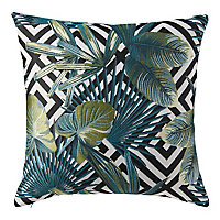 Coussin GoodHome Manfuy 45 x 45 cm multicolore