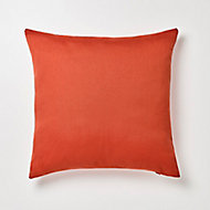 Coussin GoodHome Taowa rouille 50 x 50 cm
