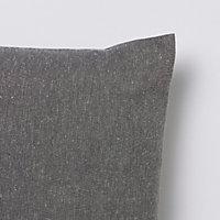 Coussin gris 35 x 35 cm