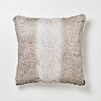Coussin Lolite gris 45 x 45 cm
