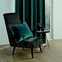 Coussin Velvet Valgreta 30x50 cm Vert