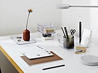 Couvercle transparent pour boîte de rangement Smartstore Compact L