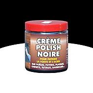 Crème polish noire en pot de 200 ml