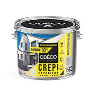 Crépi extérieur CDECO Gris Clair Performance 15kg