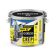 Crépi extérieur CDECO Gris Clair Performance 5kg