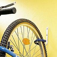 Crochet vélo gainé 16 mm