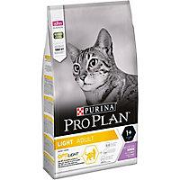 Croquettes pour chat adulte Pro Plan Light dinde 3kg