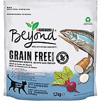Croquettes pour chat Beyond saumon 1,2kg