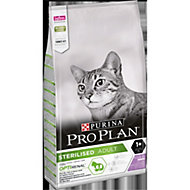 Croquettes pour chat Pro Plan Optirenal dinde 10kg