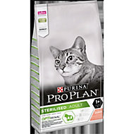 Croquettes pour chat Pro Plan Optirenal saumon 10kg