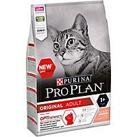 Croquettes pour chat Pro Plan Optisenses saumon 3kg