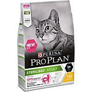 Croquettes pour chat stérilisé Pro Plan Digestion dinde 3kg